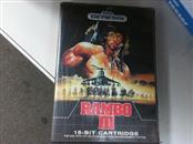 SEGA Game RAMBO 3